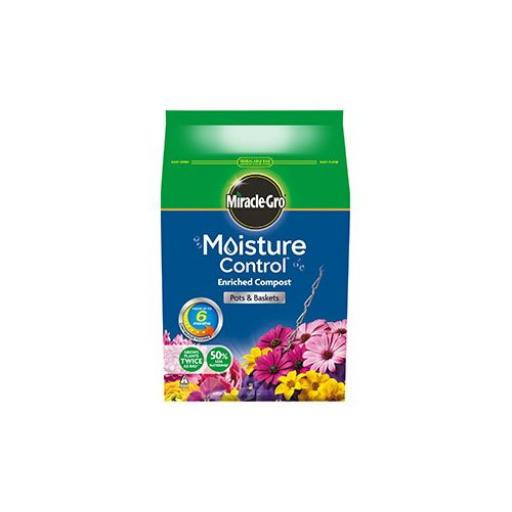 Miracle -Grow Moisture Control