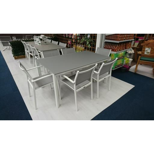Calvin Glass Dining Set