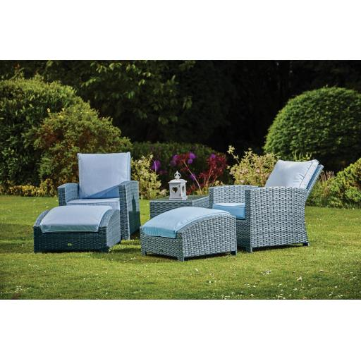 Ashbourne Recliner Set