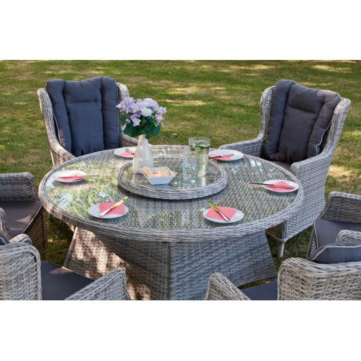 Manhattan 150cm Round Dining Set with Wing Back Chairs (3).jpg