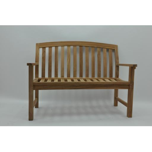 2 Seat Zaire Bench Teak