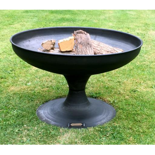 Wine Glass Firepit 70cm