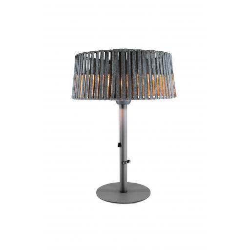 Kalos Plush Table Top Electric Heater