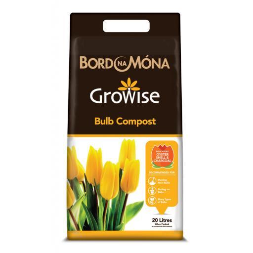 Growise Bulb Compost 20 litre