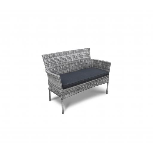 Venice 2 Seater Bench