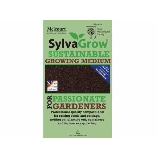 SylvaGrow Multi Purpose Peat Free Compost 50litre
