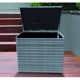 Lifestyle - Large Cushion Storage Box - Dove Grey.jpg