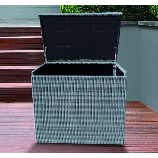 Chatsworth Storage Box - Grey