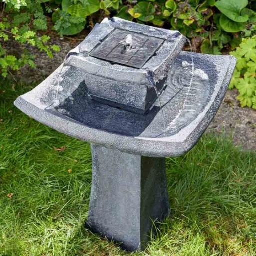 Solar Pagoda Water Feature
