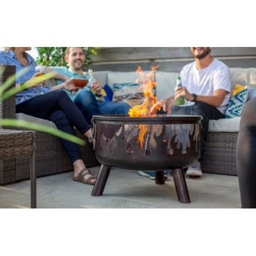 Wildfire Firepit