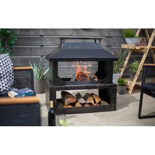 Stonehurst Fireplace