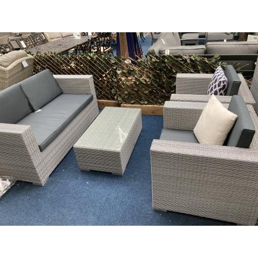 Chatsworth Sofa Set - Natural